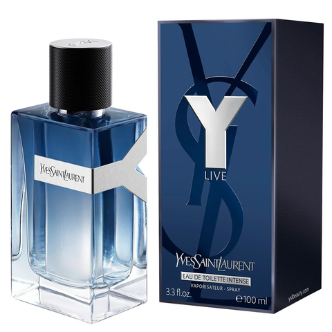 Y Live by Yves Saint Laurent 100ml EDT for Men