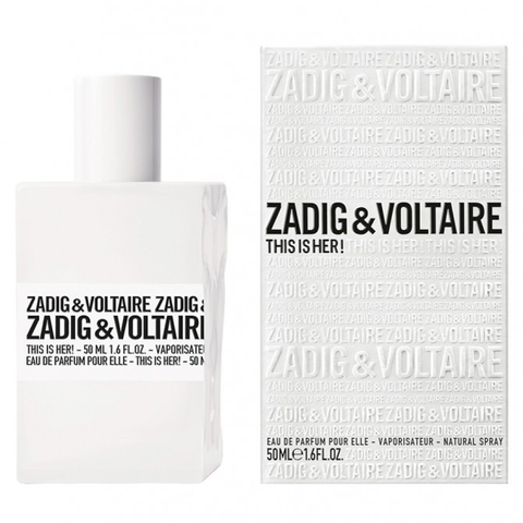 This Is Her! by Zadig & Voltaire 50ml EDP