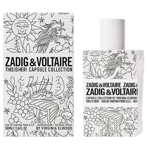 This Is Her! Capsule Collection by Zadig & Voltaire 50ml EDP