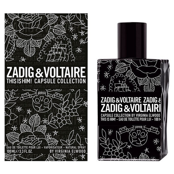 This Is Him! Capsule Collection by Zadig & Voltaire 100ml EDT