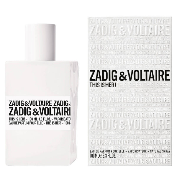 This Is Her! by Zadig & Voltaire 100ml EDP