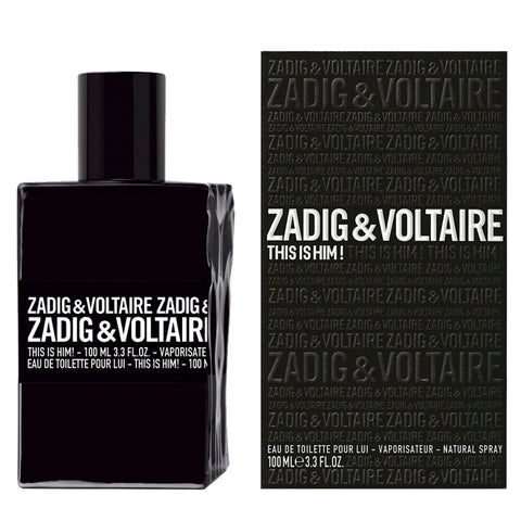 This Is Him! by Zadig & Voltaire 100ml EDT