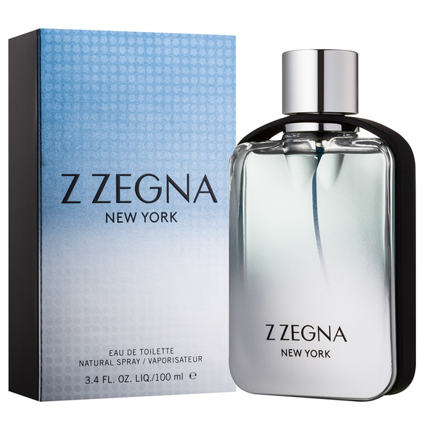 Z Zegna New York by Ermenegildo Zegna 100ml EDT