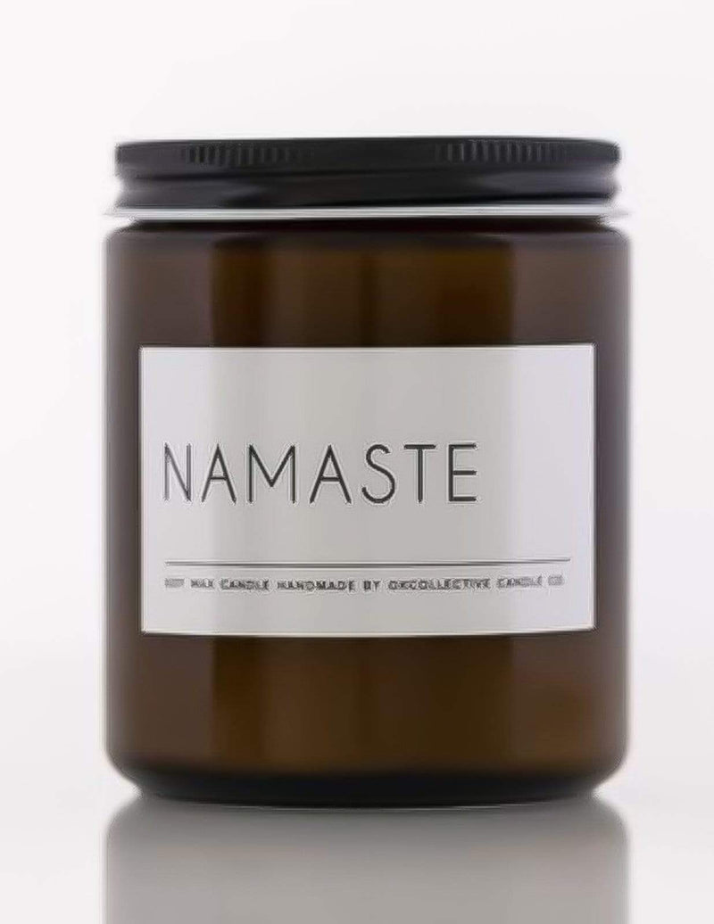 Aubrey Grace Boutique Namaste Soy Candle