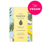 Load image into Gallery viewer, Pineapple Brightening Jelly Mask (3 Uses)