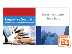 Security Awareness Training PowerPoint Presentation | General Use