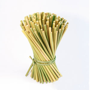 Eco Sedge Grass Cocktail Straws