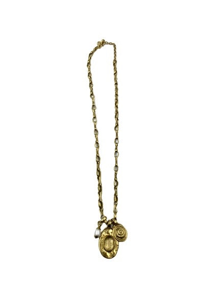 GOOSSENS PARIS | TALISMAN CHARMS Necklace