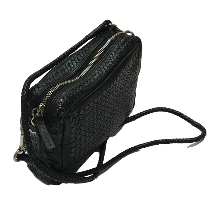 CHRISTINE | Black Camera Bag