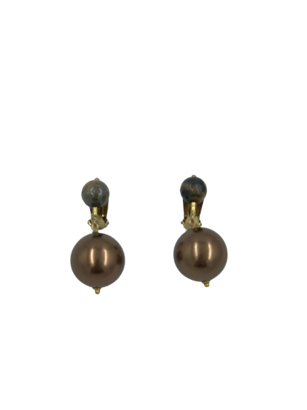 PELLINI | TIGER'S EYE Earring