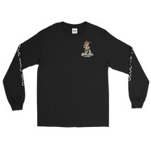 Load image into Gallery viewer, Men's Black Long Sleeve Shirt