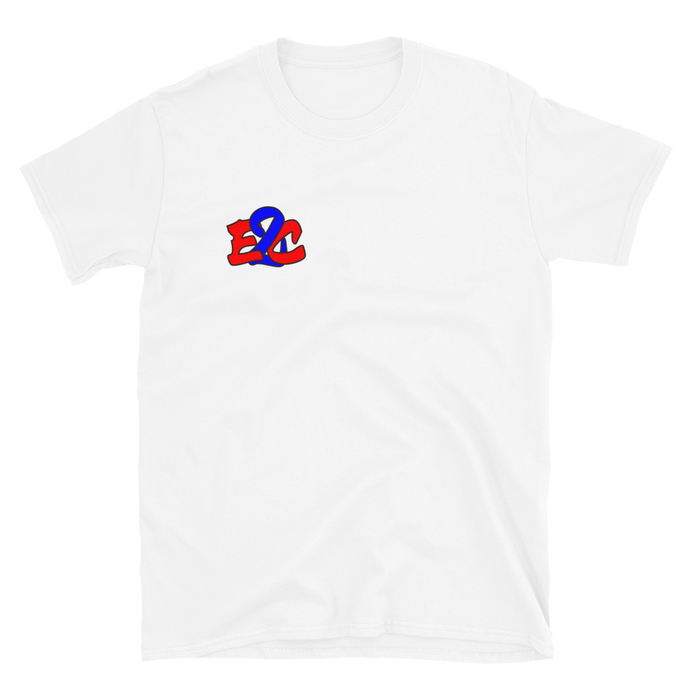 E2C Adult White T-Shirt