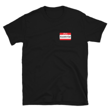 Load image into Gallery viewer, Name Tag: Essential T-Shirt (Black or White)