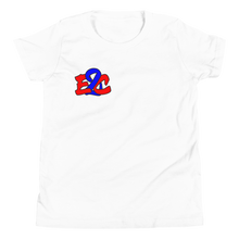 Load image into Gallery viewer, E2C Youth White T-Shirt