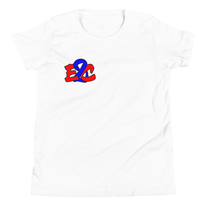 E2C Youth White T-Shirt
