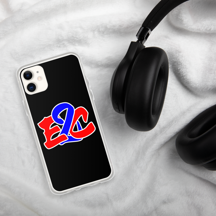 E2C iPhone Case