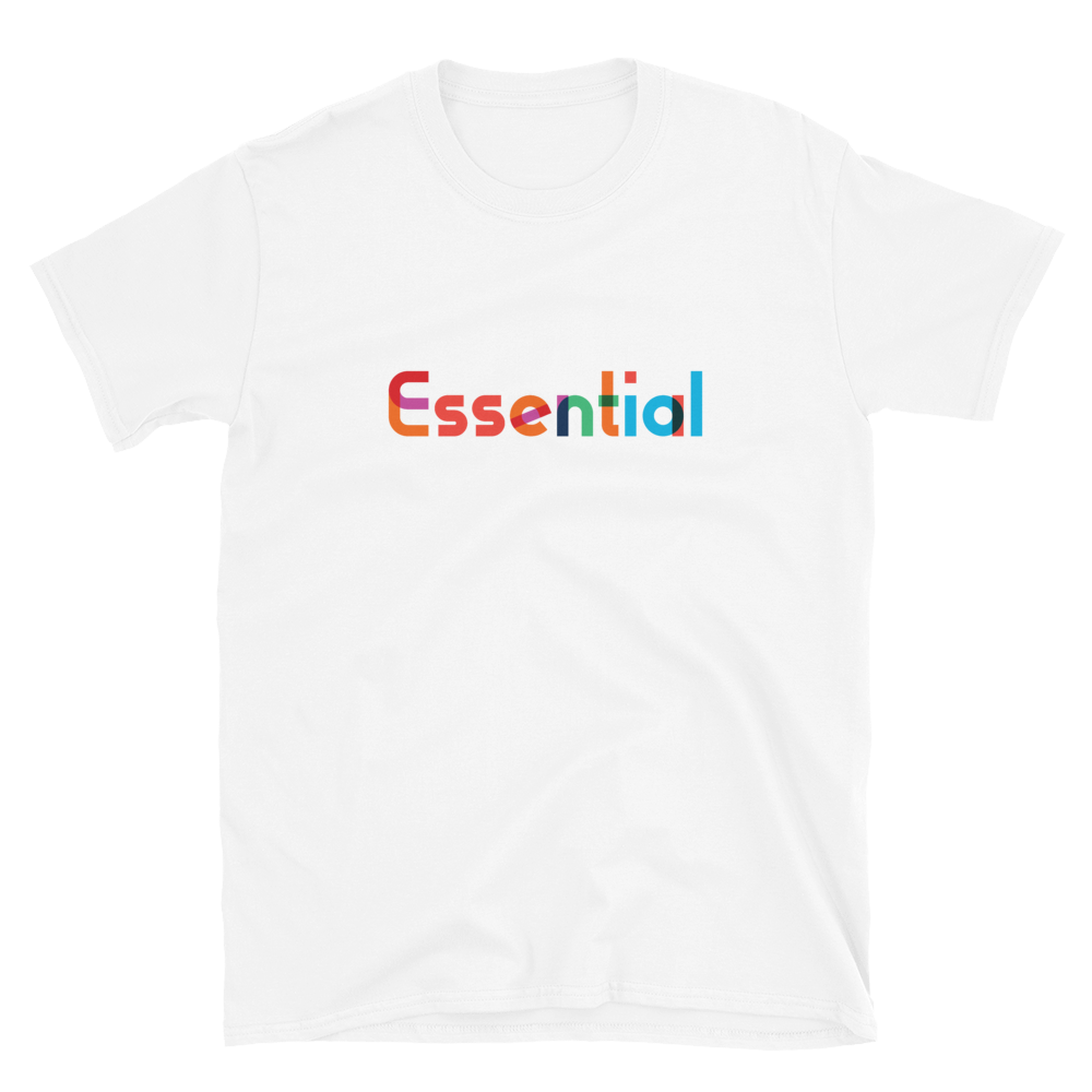 Essential T-Shirt (Black or White)