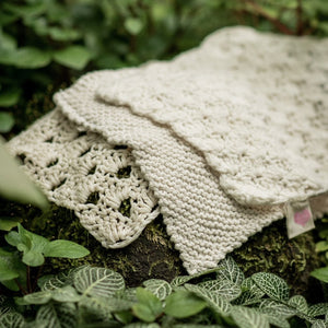 Organic washcloth set - Due in October 7th 2020