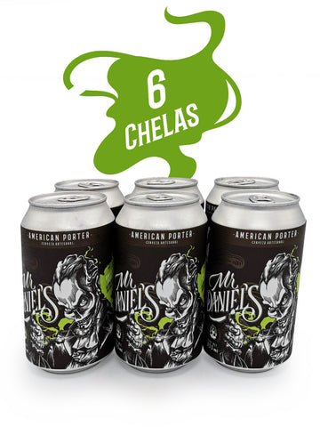Mr Daniel's - 6 pack - Lata 355ml
