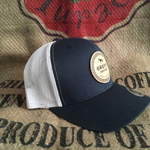 Load image into Gallery viewer, Greyt Coffee Snapback Hat