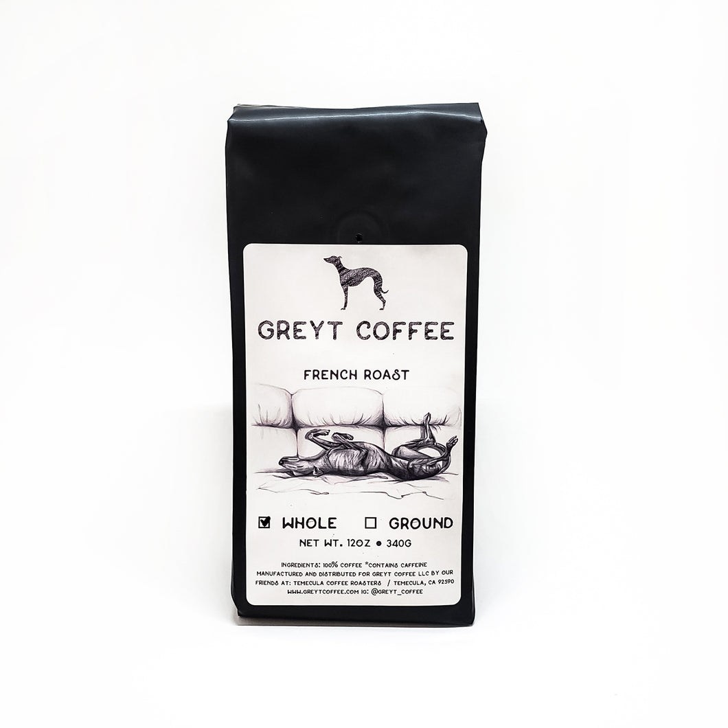 Greyt Coffee - French Roast