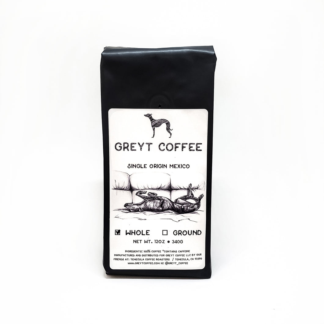Greyt Coffee - Single Origin Mexico