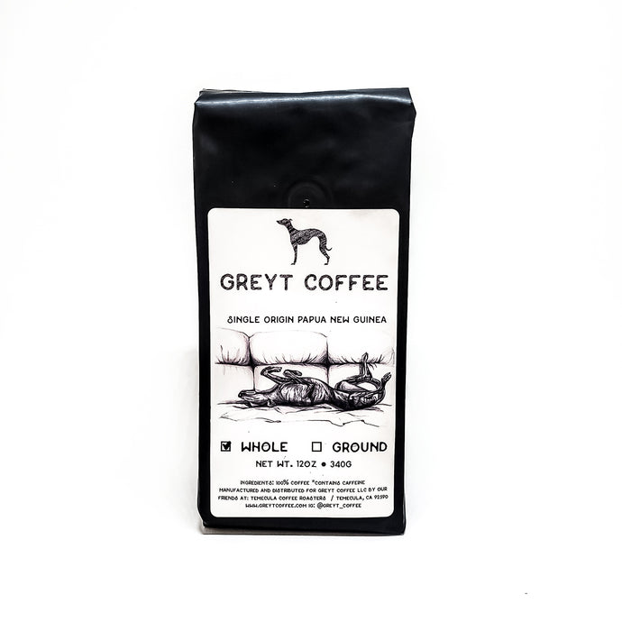 Greyt Coffee - Single Origin Papua New Guinea