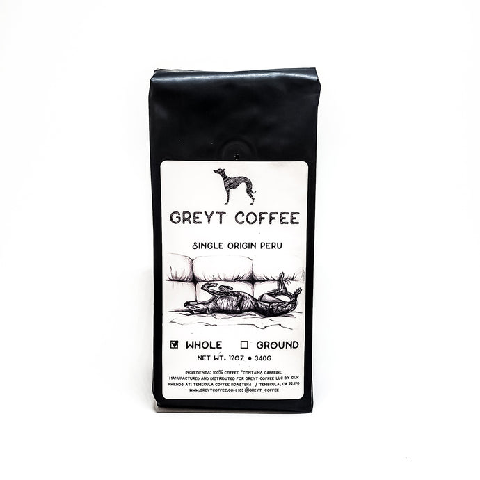 Greyt Coffee - Single Origin Peru