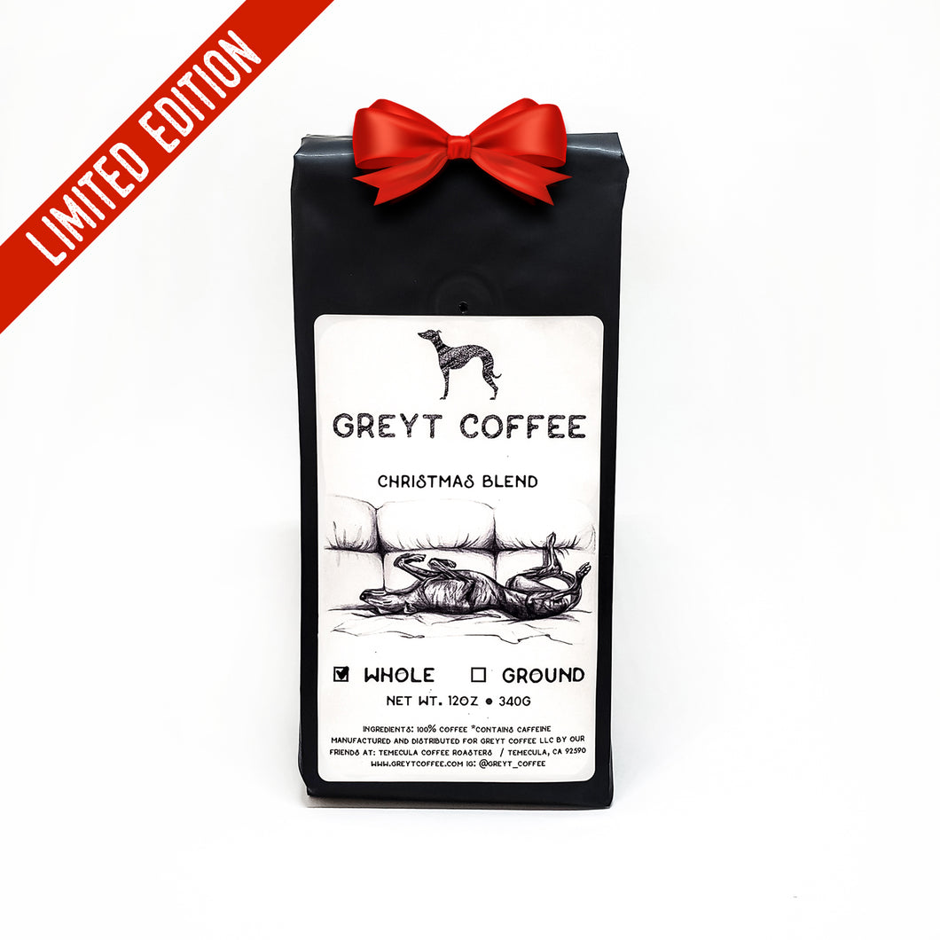 Greyt Coffee - Christmas Blend