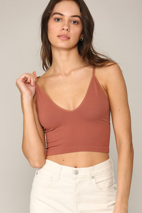 plunge bralette (3 colors)