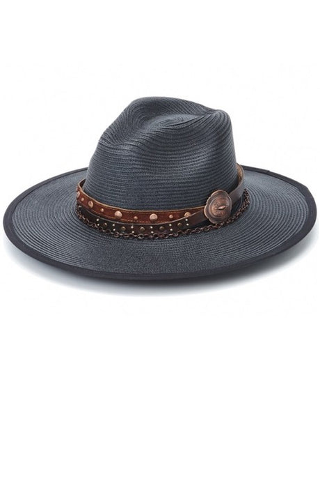 RESTOCKED black western hat
