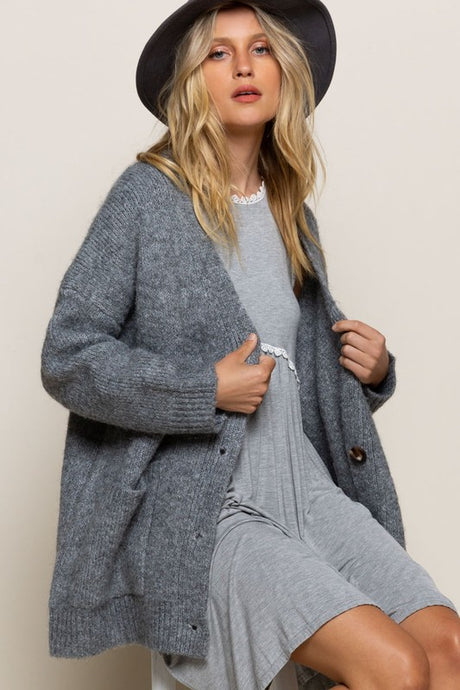 the earl cardigan (2 colors)