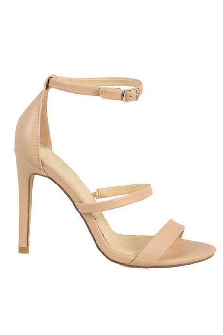 Stiletto Strap Heel