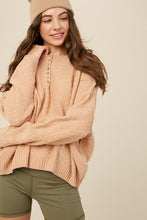 Load image into Gallery viewer, Blush Button Pullover