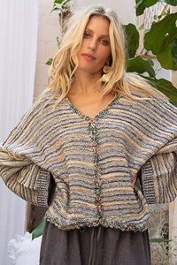 cactus tree sweater