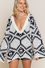 Load image into Gallery viewer, aztec print sweater