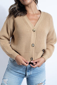 saxon cardigan (2 colors)