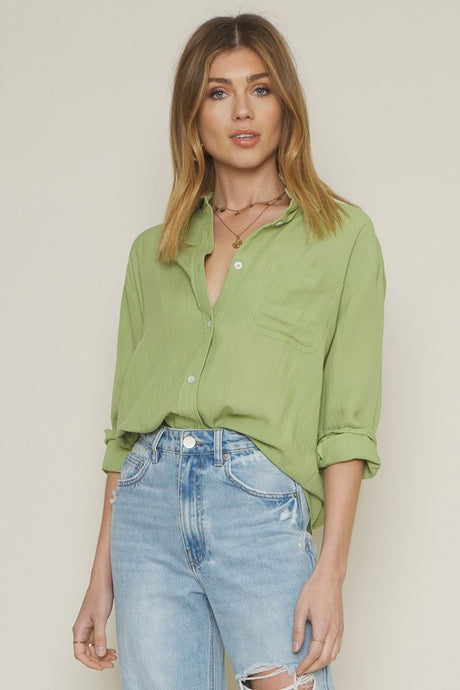 lime button top