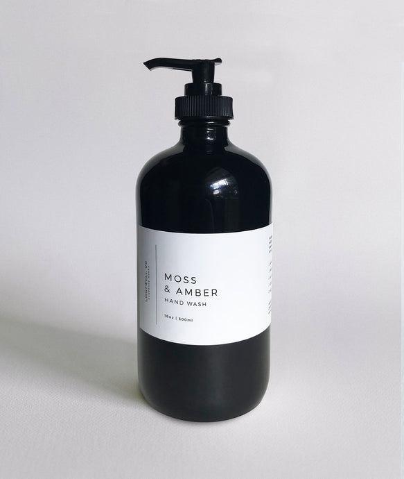 RESTOCKED lightwell handsoap (5 fragrances)