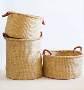 Short Hamper Basket