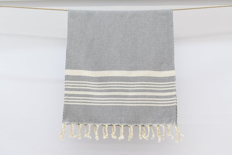 Somerset Turkish Hand Towel