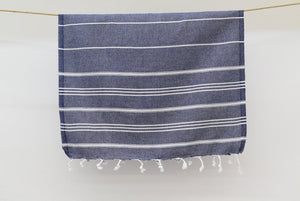 Sussex Turkish Hand Towel