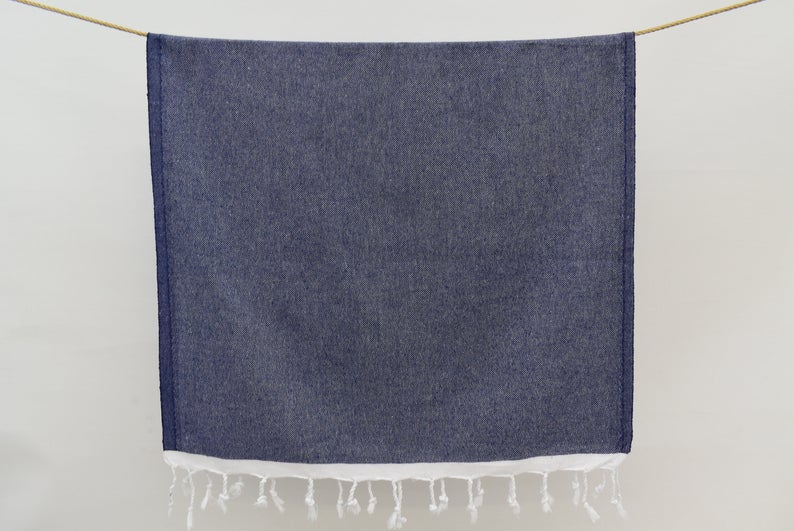 Oxford Turkish Hand Towel