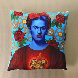 Scatter Cushion Cover Large Frida Heart Of Gold