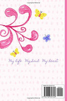 Letters to my baby girl as I watch you grow: Blank Journal, A thoughtful Gift for New Mothers,Parents. Write Memories now ,Read them later & Treasure ... keepsake forever, elephant,Pink,Polka dot