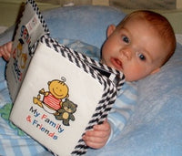 Baby's My First Photo Album of Family & Friends