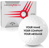 Callaway Golf HEX Diablo Personalized Golf Balls