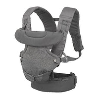 Infantino Flip 4-in-1 Convertible Carrier, Grey