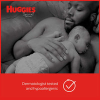 Huggies Special Delivery Hypoallergenic Diapers, Size 4 (22-37 lb.), 100 Ct, One Month Supply