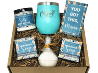 New Mom Gifts Ideas | Mom Est. 2020 Spa Gift Box | Best Present Idea for First Time Mommy w/New Baby | Cute Expecting Mother to be Baby Shower Presents for Her Pregnancy